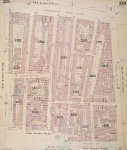 Insurance Plan of London Vol. XI: sheet 339